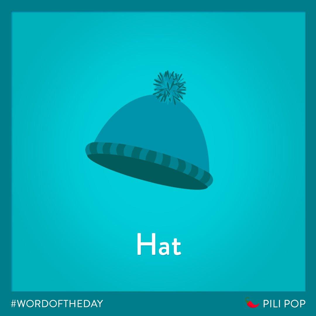 #WordOfTheWeek 🌶  Hat, gap ou hood for winter ? ❄️ https://t.co/rHUaGB7lSD