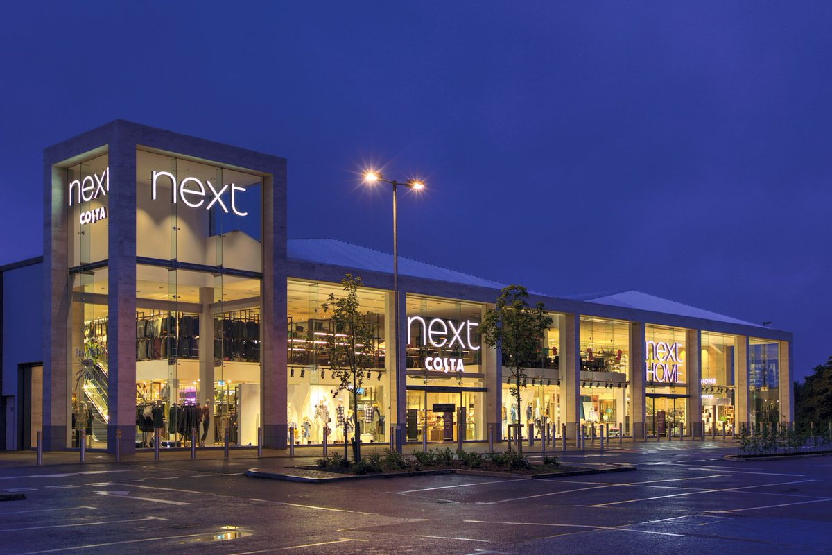 Image for the Tweet beginning: Our #retailparks are home to