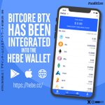 Image for the Tweet beginning: $BTX is now listed on