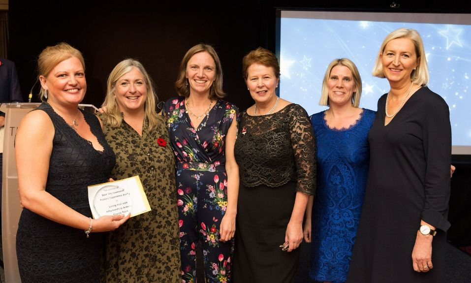On Friday 8th November, we supported North Bristols NHS Trusts event, the Exceptional Healthcare Awards by sponsoring the best improvement in patient experience award and we wanted to take a moment to congratulate the winners! #nbtawards bit.ly/2XnLXaO