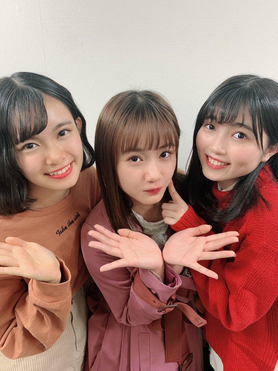 【13期14期 Blog】 妹ちゃんたちを観にいった 横山玲奈:…  #morningmusume19
