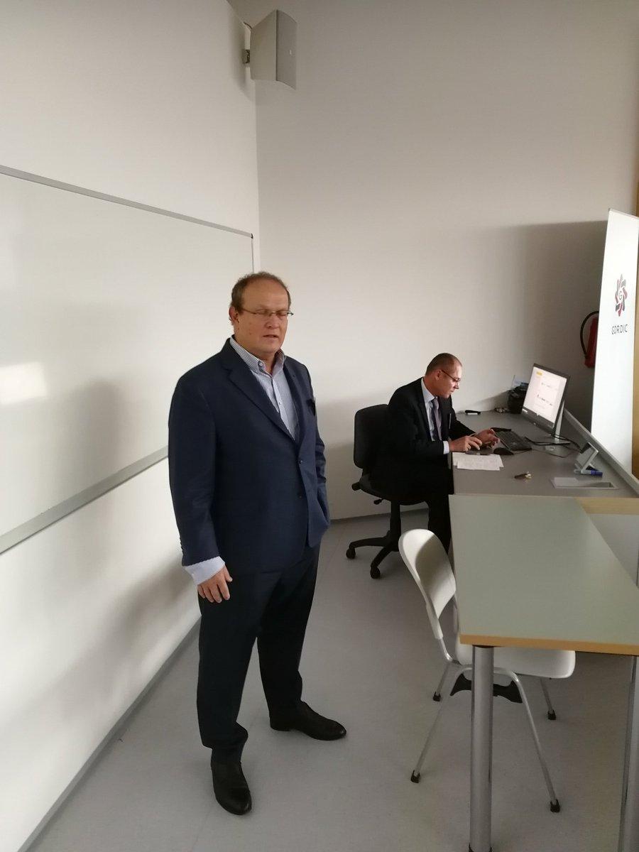 Úvodní slovo generálního partnera společnost #GORDIC a platformy #KYBEZ - Ing. Jaromír Řezáč https://t.co/qK5g3K9eUB