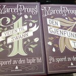 Image for the Tweet beginning: #Proust en norvégien ! La