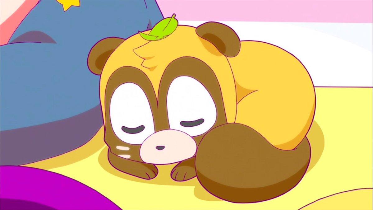 『#浦島坂田船の日常』第8話!ご覧頂きありがとうございました✨アニメで是非やりたかった待望のやまだぬき回!センラさんがとりあえずビリビリされたのは別次元での行いが関係してるのでしょうか……?🤔そしてとってもキュートなやまだぬきちゃんの声は代永翼さんでした!⚡️