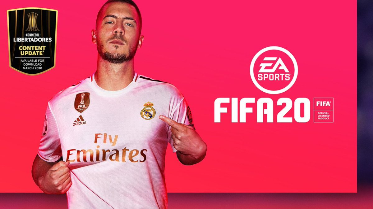 test Twitter Media - CONMEBOL Libertadores comes to FIFA 20 next year: https://t.co/VG0og1KpfX Experience South America's biggest club tournament in the free update launching in March https://t.co/ghAi9dTbUZ