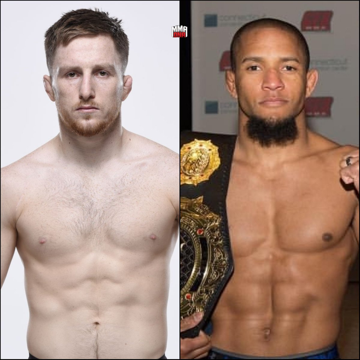 Brett Johns (@36Johns) will fight Tony Gravely (@tonygravely135) at UFN 166 in Raleigh, North Carolina. (Jan. 25, 2020). #UFC #UFCRaleigh #MMA #UFCESPN