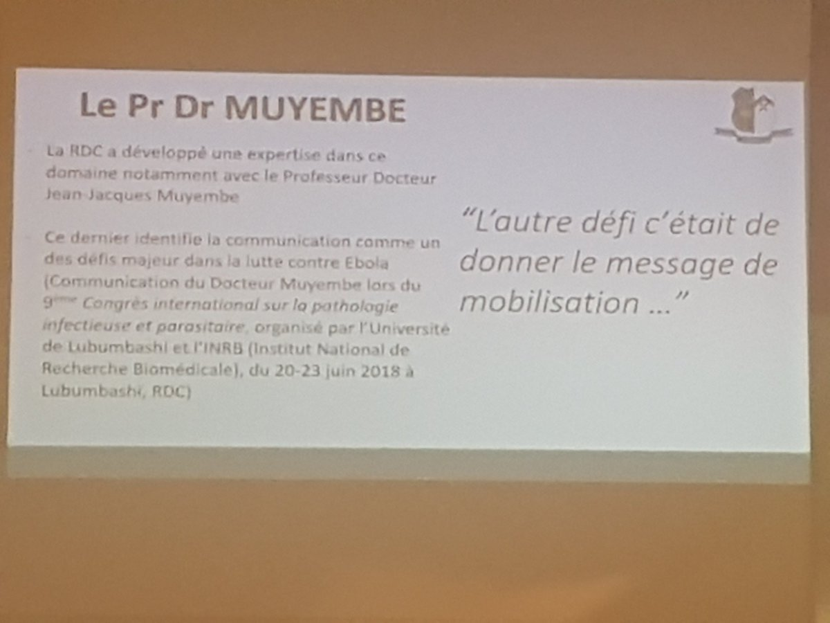 Florent Saboul on Twitter: Focus sur l'#enseignement à #distance en Afrique subsaharienne, démocratisation ou marchandisation de l'enseignement supérieur ? Nina Lendrin de l'Université technique de Compiègne nous éclaire. #CMCL19 @CMCL191 @enssib