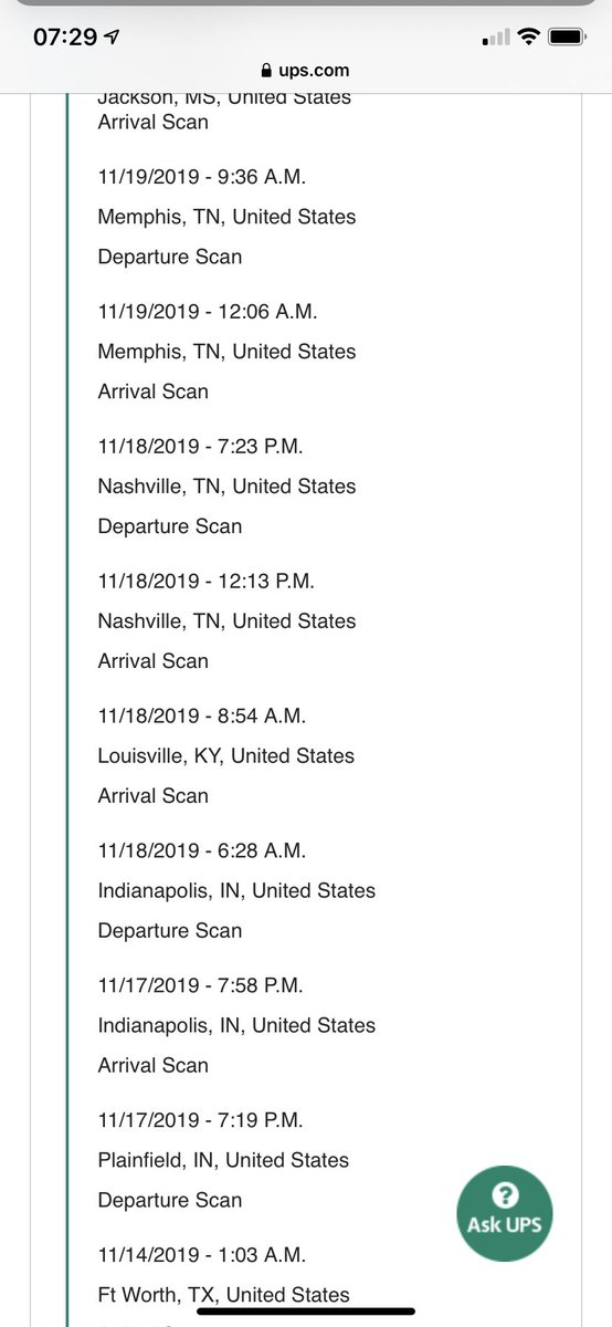 Seems my #RTExtraLife 2019 is gonna be taking a tour of the ENTIRE FUCKING COUNTRY before it gets to me. 🙄🙄🙄