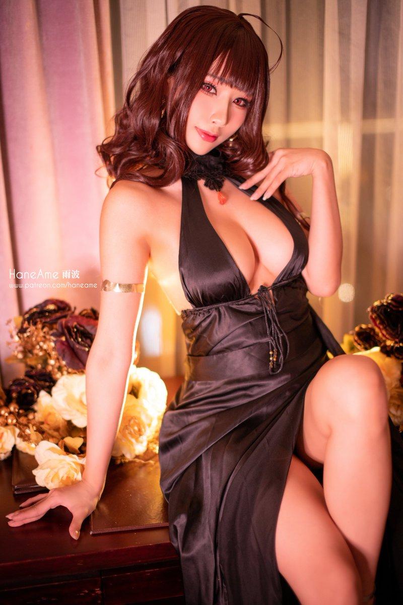 #ドールズフロントライン #GirlsFrontline  #dsr50 cosplay私は金が好きで、光沢があり明るいです〜✨✨-I really love shine golden color!!✨How about u?🌸Full set in Patron🌸(DLここだよ) #雨波 #haneame @GirlsFrontline @girlsfrontlinek