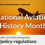 GSA's Federal Aviation Interactive Reporting System (FAIRS) is a management information system that collects, maintains, analyzes, & reports info on federal aircraft inventories and cost and usage of government aircraft. Learn more https://t.co/GXl9IooL02 #AviationHistoryMonth