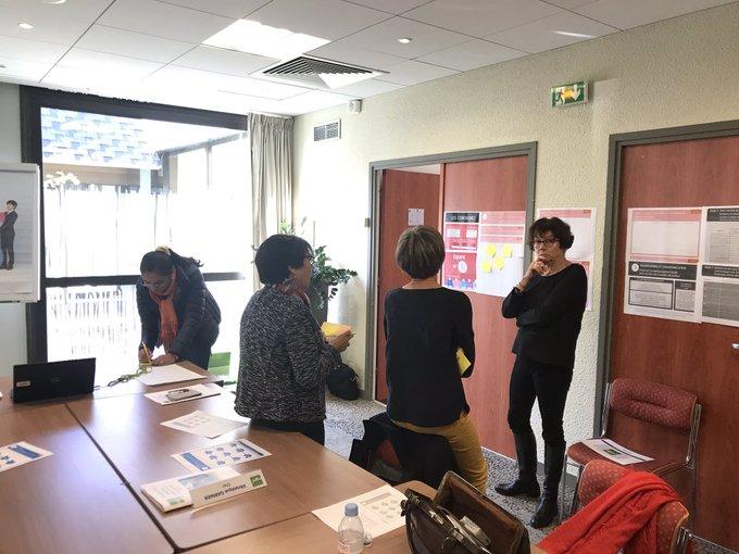 RT @StfanyRoger: Réunion Régionale @groupe_mgen…