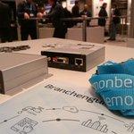 Image for the Tweet beginning: Auf der Smart City Werkstatt