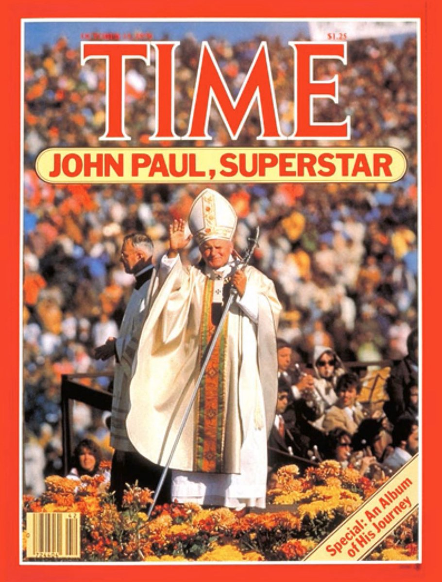 "The ""good old days"" of John Paul II..."
