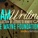 What would you say if you could go back? #AmWriting, Benefitting @TheWayneFDN #IARTG #ian1 #asmsg #bookboost #mustread https://t.co/ugeefteZGV