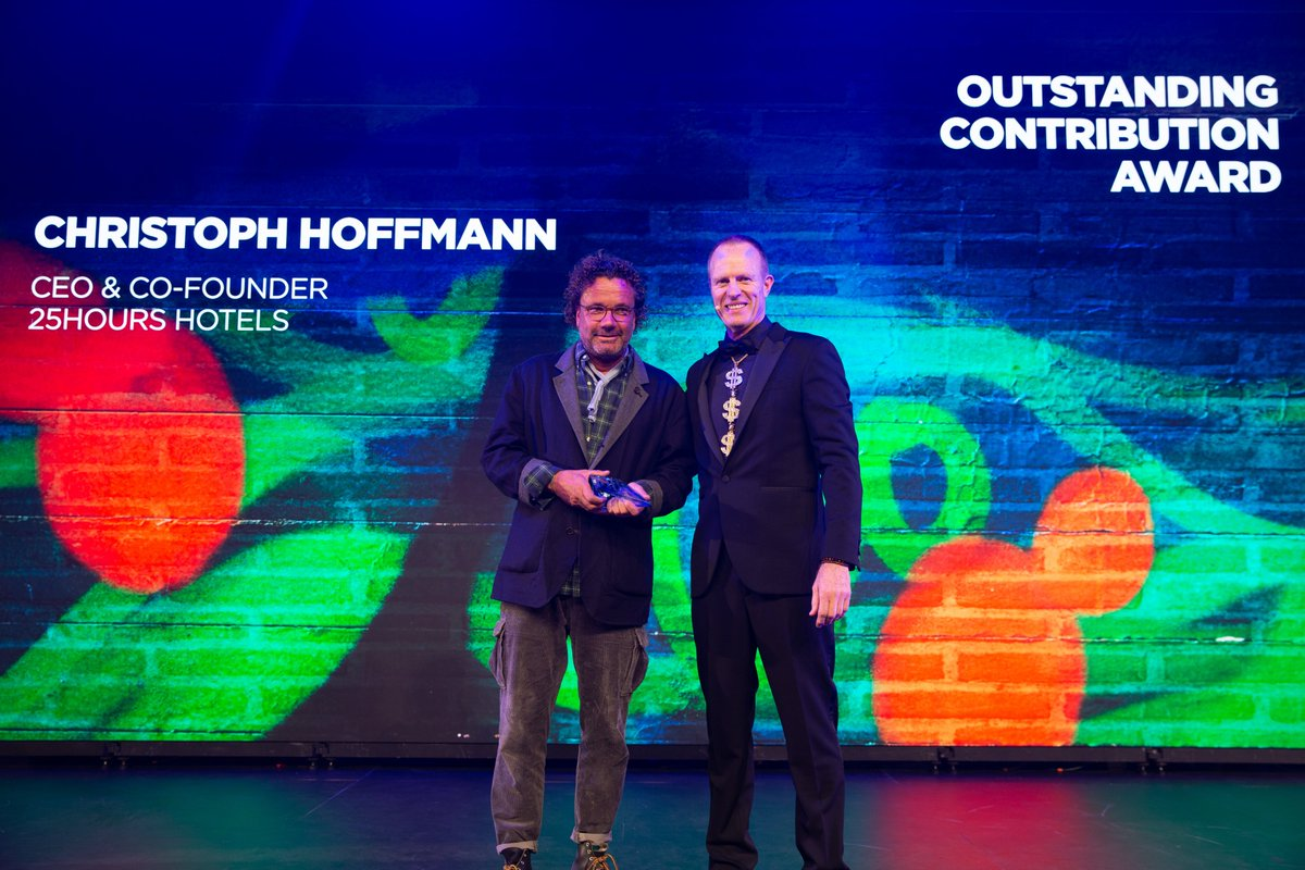 We are very proud to share some great news! Congratulations to our CEO Christoph Hoffmann for winning The Outstanding Contribution Award at AHEAD Awards Europe for 2019.  https://t.co/wey8QmKrvU https://t.co/6SXybyltdV