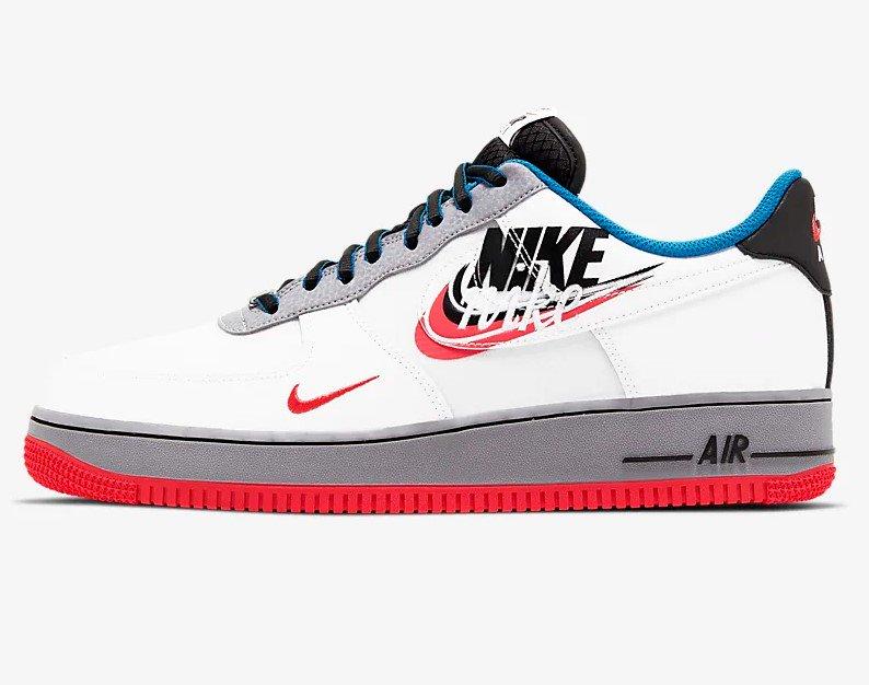 basket nike air force 1 brillante