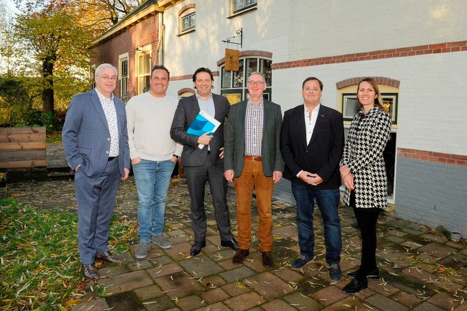 Gemeente Maassluis participeert in Green Business Club Waterweg https://t.co/pXF8UKxkXE https://t.co/97EKBeui3f
