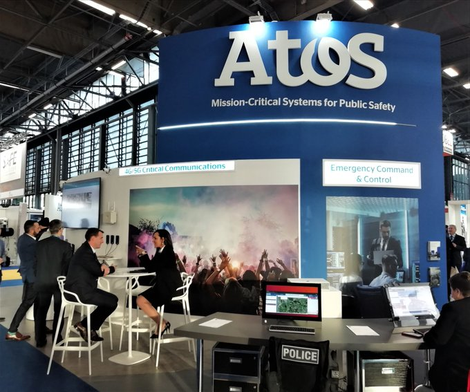 Here we are at @Milipol_Paris 2019! Our homeland security, intelligence and defense experts...