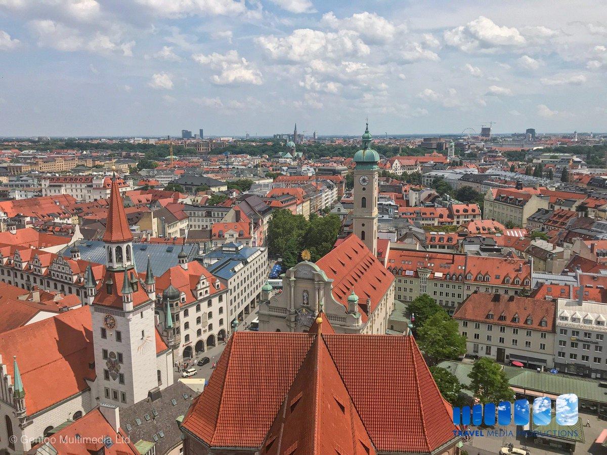Looking over the rooftops of Munich, Germany • • • • • #bayern #munich #bavaria #munchen #deinbayern #visitbavaria #oktoberfest #wiesn #travelling #münchen #traveler #minga #tourism #089 #travelingram #igersmunich #dirndl #igtravel #munichstagram #europepic.twitter.com/FhHvCRjmj1