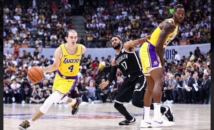 Gonna tell my grandkids that this is Steve Nash and Dwight Howard from the 2012 blockbuster trades.