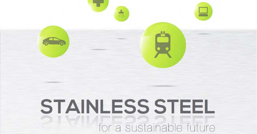 Many reasons for making #GreenMetal (get trending) stainless steel the material of our future.   Stainless steel = environmental-BFF (best friend forever)  @NijenStainless we are working to support this process!  @BSSAssoc @NickelInstitute   #NijenStainless