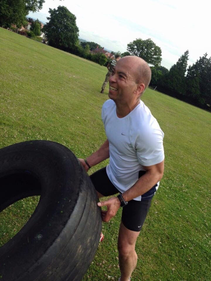 Who doesn't like tyre flipping? #gym  #bootcamp  #Cardio   #FitFam  #FitLife  #Fitness  #FitnessAddict  #GetStrong   #getoutside   #NoPainNoGain  #PersonalTrainer  #Sweat   #Fitquote  #Getfit  #Workout  #Goalsetting  #youcandoit  #fitnessgoals  #trainhard  #noexcuses  #personaltrainer