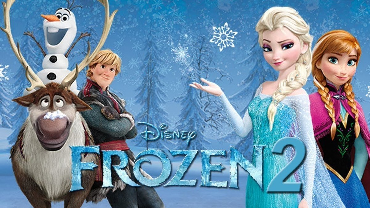 Frozen 2 full Movie 2019 || New Animation Movie