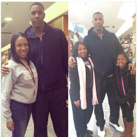 Gonna tell my kids this was Dwight Howard
