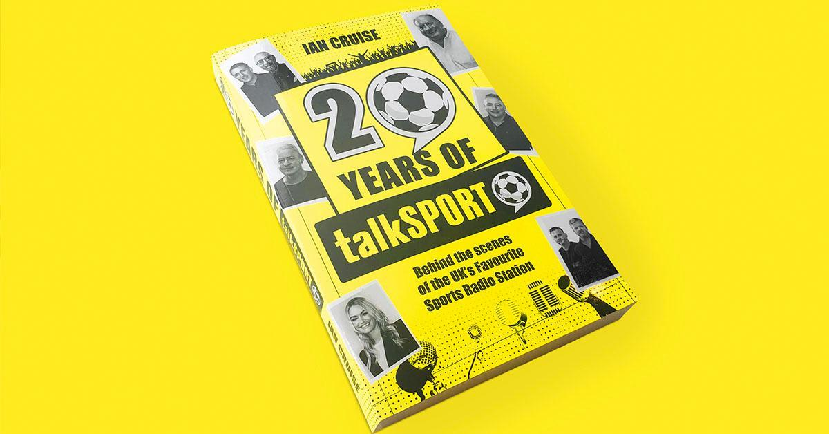 We are giving away 10 signed copies of the 20 years of @talkSPORT book! Enter your details below and tells us who Alan Brazil played for at the 1982 World Cup for your chance to win! 👇 thesun.formstack.com/forms/20_years…