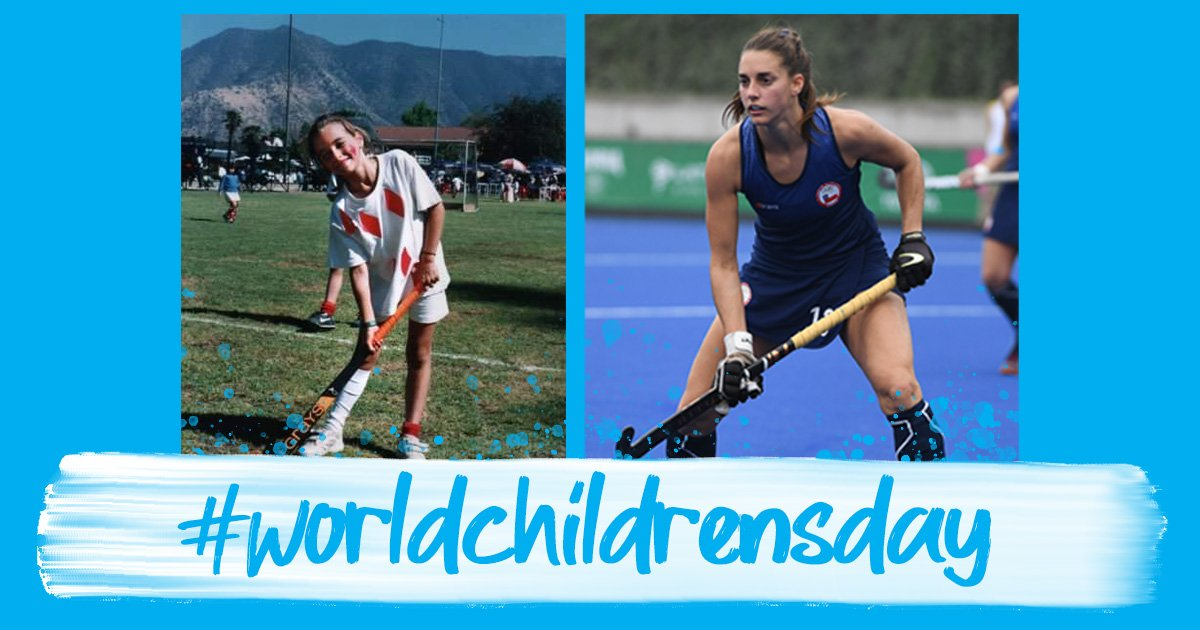 What is your favourite childhood hockey memory? This #WorldChildrensDay, don the blue kit and share your best hockey memories.@UNICEF @Ccaram13