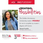 Image for the Tweet beginning: DREF creates #possibilities for students!