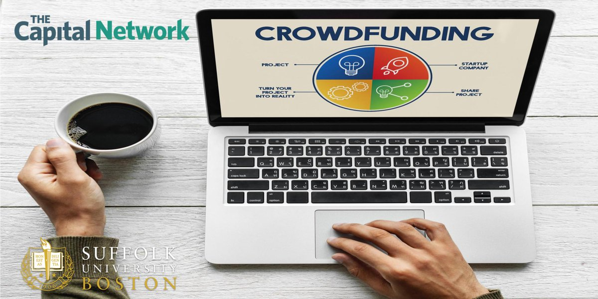 Considering #crowdfunding? Learn from our panelists @jendinger and Chaim Letwin about how to Plan & Launch a Successful Campaign, Dec 9 at Suffolk University. RSVP >> ow.ly/NSYL50xadV2 @SuffolkENT @Suffolk_U @SUBizSchool