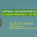 Image for the Tweet beginning: Um die #Klimakrise abzuwenden, bleibt