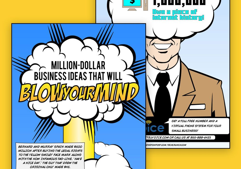 Want startup idea inspiration? Check out this infographic highlighting 5 startup business ideas that will blow your mind via @startuppile  -  https://buff.ly/2YTG8Br   #startupideas  #infographic  #startupstories  #startups  #entrepreneurs  #startupideas