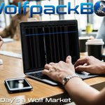 Image for the Tweet beginning: WolfpackBOT is the world's fastest
