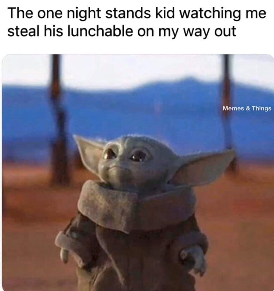Thread By Brittany 207 I Want A Yoda Baby Meme Thread I Ll Start With What I
