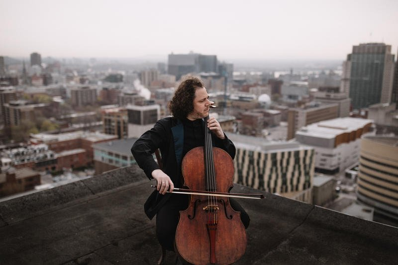 Replying to @classical101: Cellist Matt Haimovitz In The Classical 101 Studio