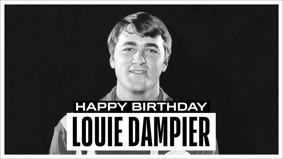 Join us in wishing a Happy 75th Birthday to 7x #NBAAllStar & @Hoophall inductee, Louie Dampier! #NBABDAY