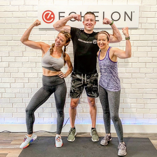 Flex those muscles! Show off your hard work #echelonfit   #cycling  #fitness  #echelonfit  #motivation  #getfit