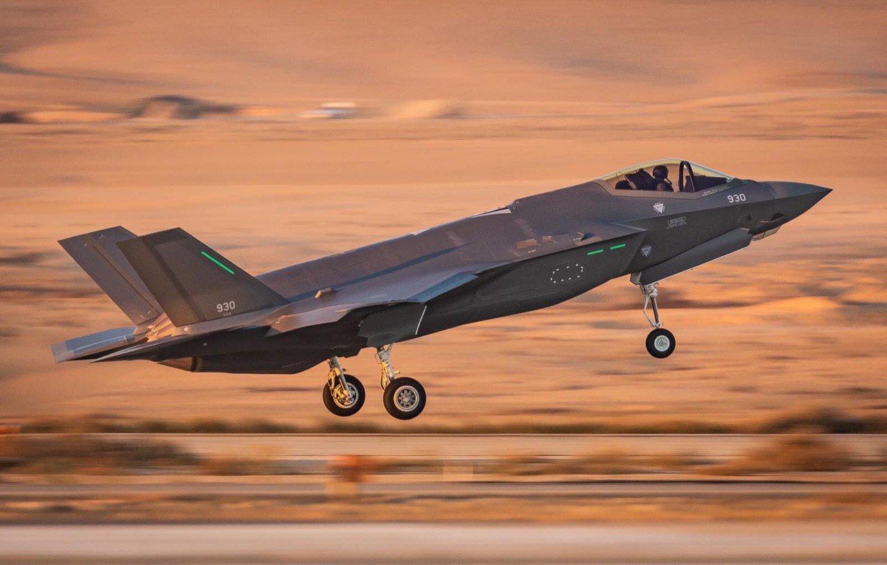 Israel-F35I
