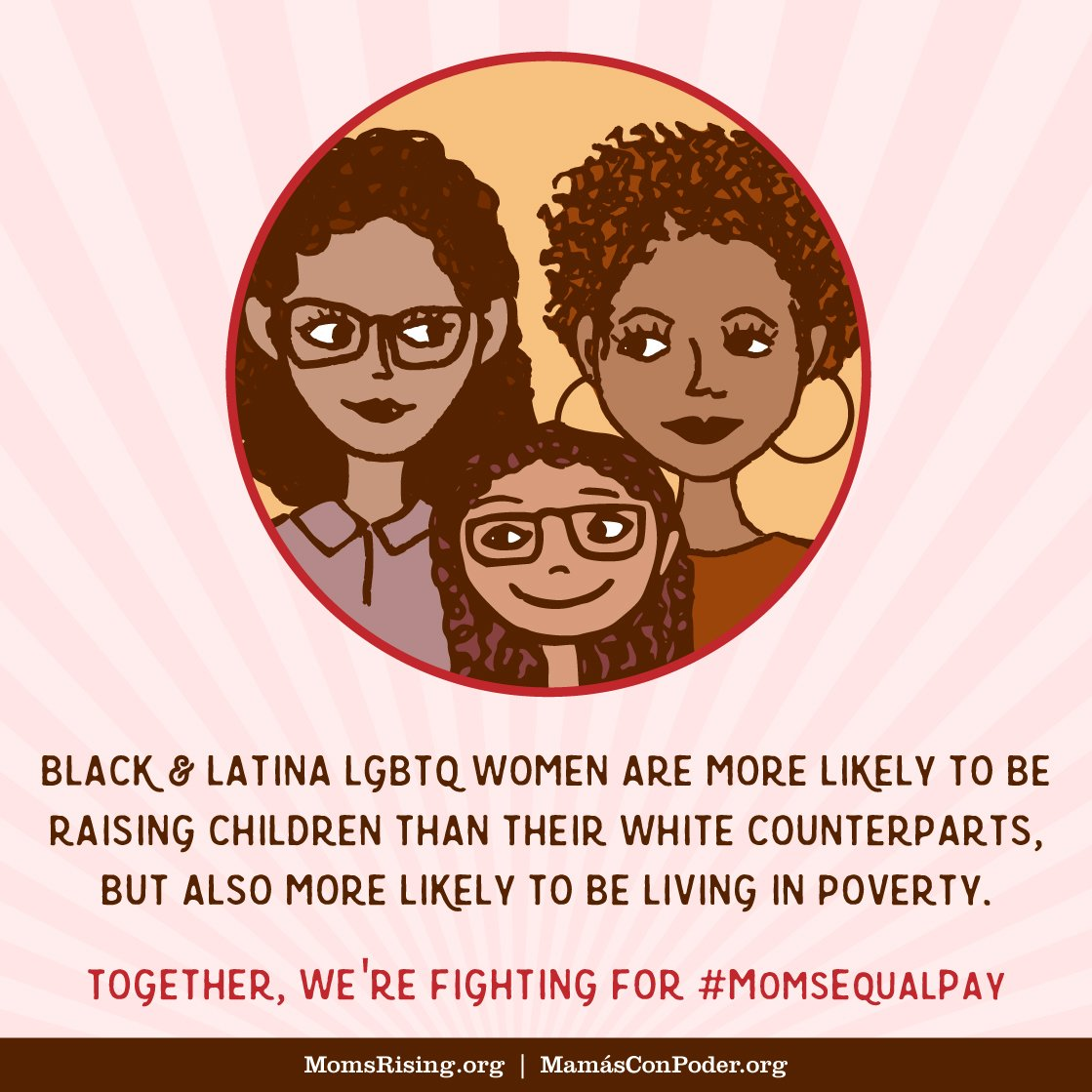 It's outrageous that today, 11 months and 20 days into the year, is the day Latinas' average pay catches up to what white, non-Hispanic men made LAST YEAR. We need #EqualPayForEqualWork! #LatinaEqualPayDay