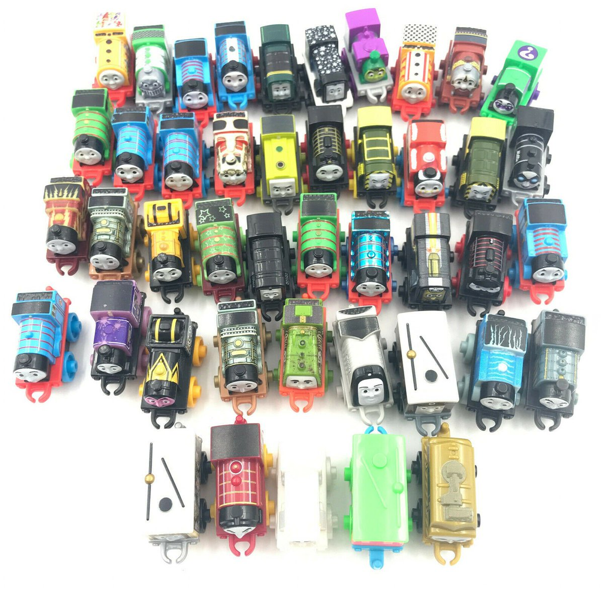 Is your little one obsessed with Thomas the Train? Christmas is just around the corner and these little trains would thrill them. :) #thomasthetrain  #train  #toy  #Thomasthetrainandfriends  #engines  #toys  #play   #Christmasgift  #present  #gift  #forsale  #ebay   https://ebay.to/2O2Pl7X