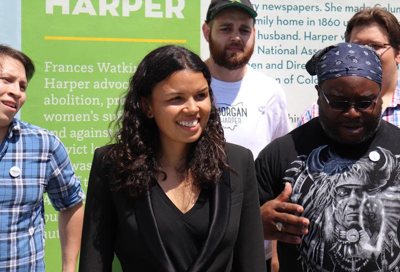 Replying to @wosunews: Morgan Harper Sitting Out Democratic Endorsement In 3rd District Race