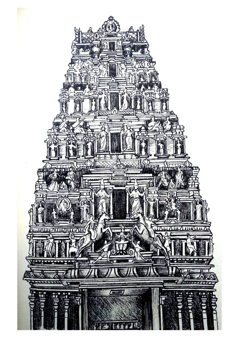 Sri Mahamariamman Temple #Malaysia📷