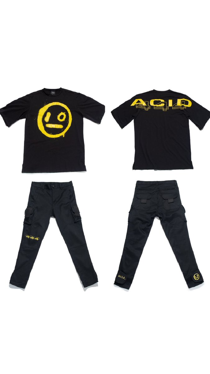 i o on twitter exclusive release of i o x ifgclothing collab acid collection exclusive 444 drop t exclusive hacker denim available only at acid rave nov 22 https t co 9eao2h0jwi i o x ifgclothing collab acid