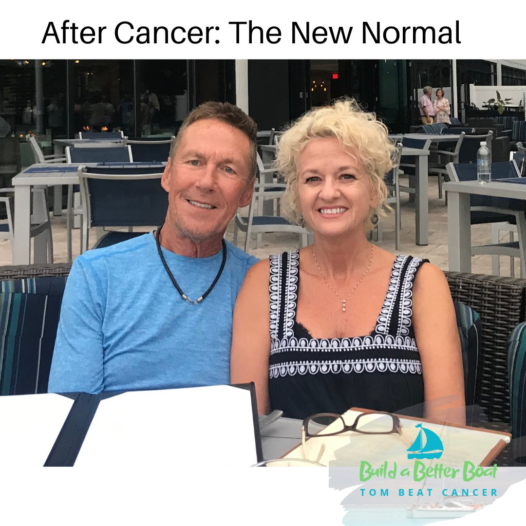 Life after cancer - a new beginning means you lose the life you had before. Read my latest update here:  https://www.buildabetterboat.lif e/after-cancer/  #eatclean  #foodismedicine  #holistichealth  #foodheals  #cancerfreetom  #cancersucks  #dianepleone  #holistichealing  #buildabetterboat  #functionalmedicine