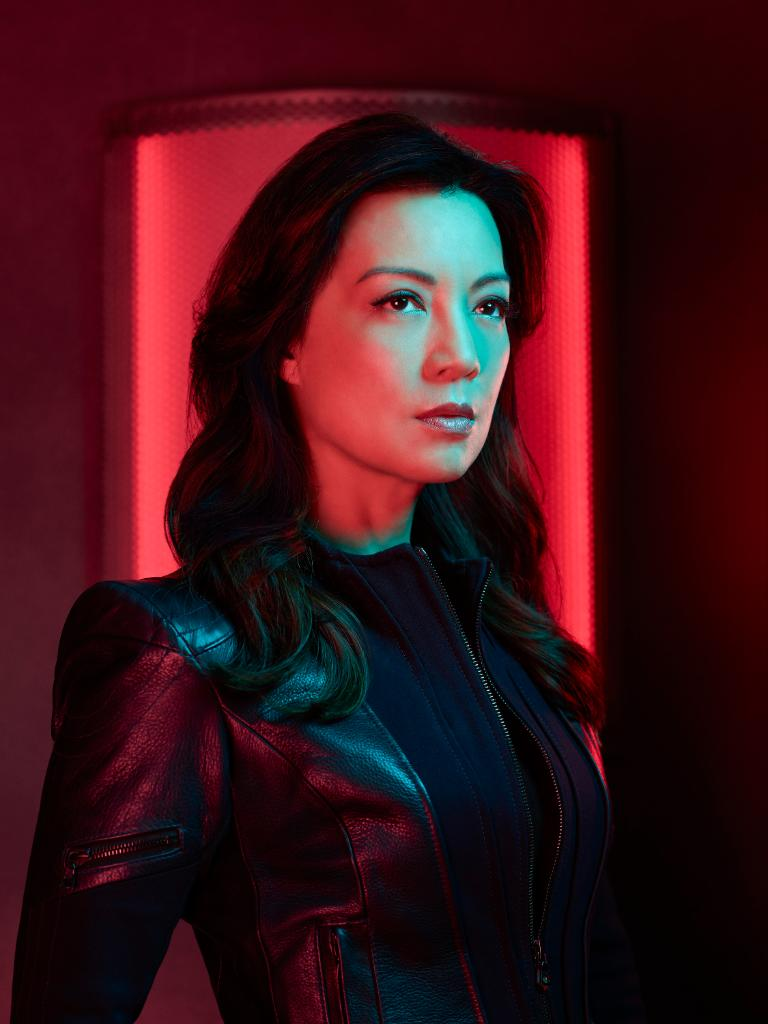Happy birthday to the incomparable @MingNa!