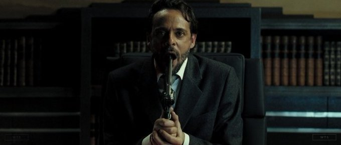Alexander Siddig is now 54 years old, happy birthday! Do you know this movie? 5 min to answer!