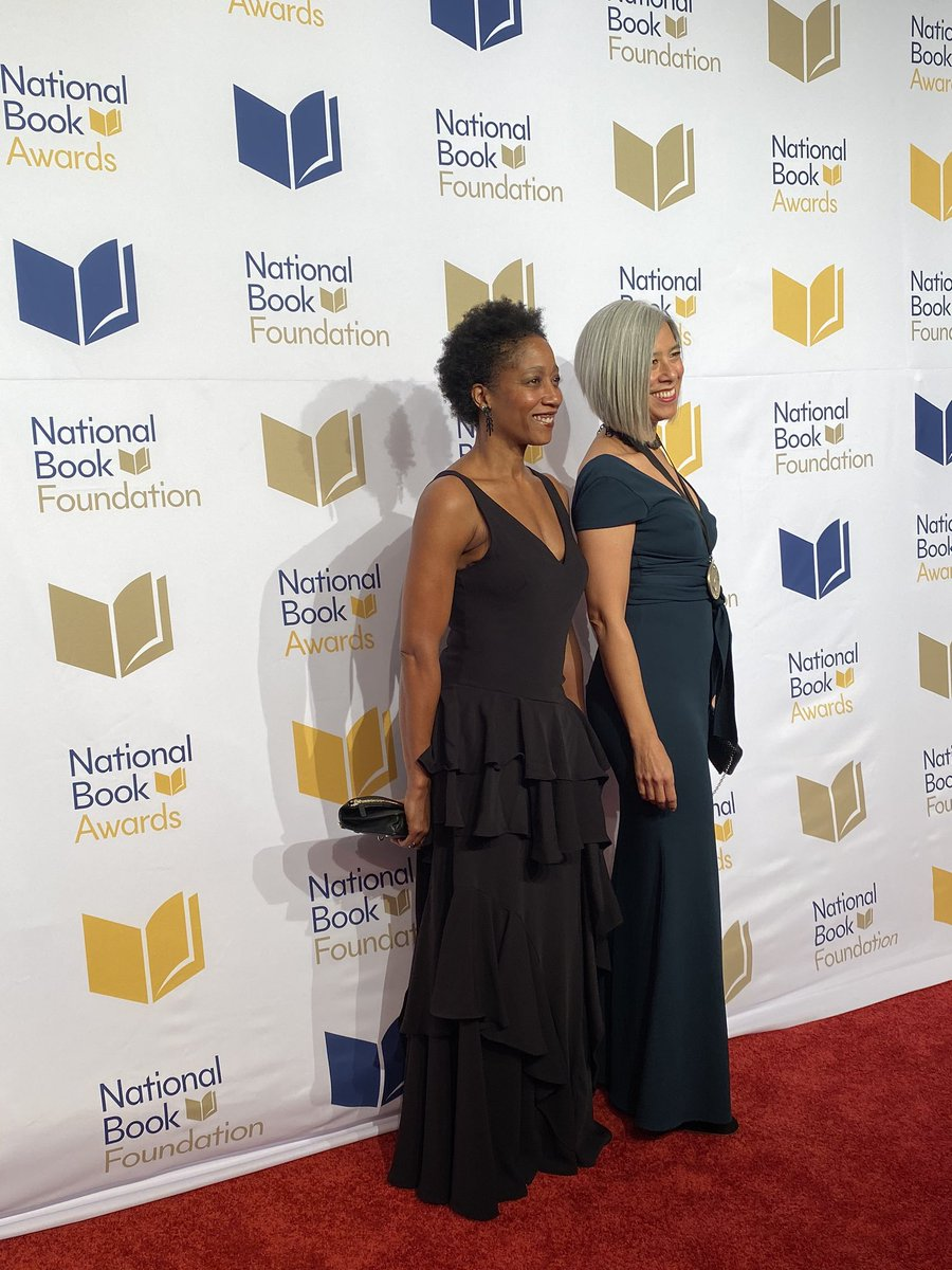 We were on the red carpet of @nationalbook Awards because authors are our rock stars! Tonight we celebrate our most favorite thing, GREAT books. #NBAwards