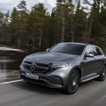 Image for the Tweet beginning: Mercedes-Benz prices the 2020 EQC